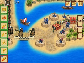 Defense of Egypt - Screen 2