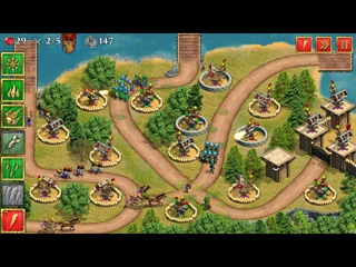 Defense of Roman Britain - Screen 2