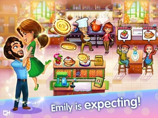 Delicious - Emily's Miracle of Life Platinum Edition - Screen 1