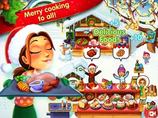 Delicious - Emily's Christmas Carol Platinum Edition - Screen 1