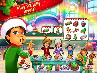 Delicious - Emily's Christmas Carol Platinum Edition - Screen 2