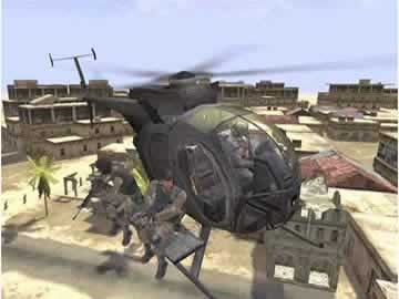 Delta Force Black Hawk Down - Screen 1