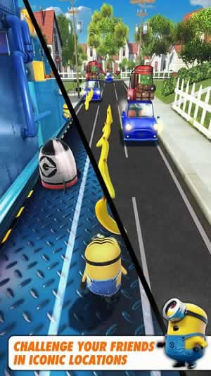 Despicable Me: Minion Rush - Screen 2