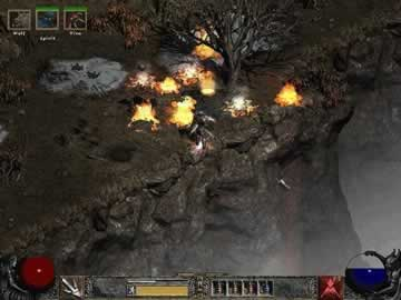 Diablo 2 - Screen 1