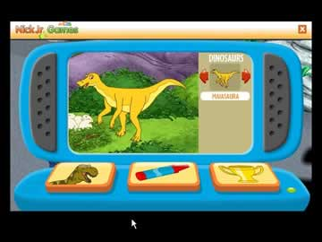 Diego's Dinosaur Adventure - Screen 2