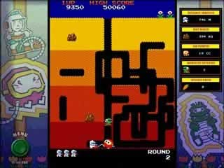 Dig Dug - Screen 2
