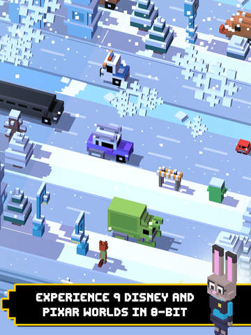 Disney Crossy Road - Screen 2