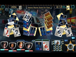 Double Clue - Solitaire Stories - Screen 2