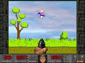 Duck Doom Deluxe - Screen 2