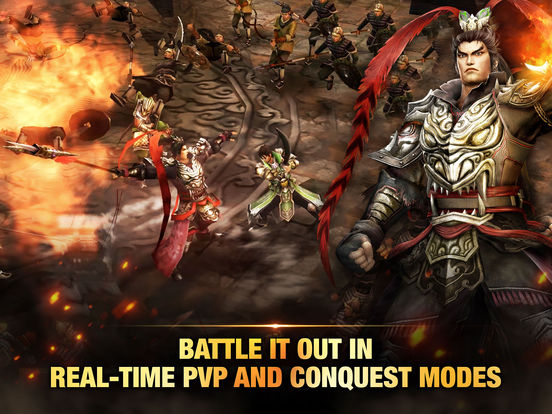 Dynasty Warriors: Unleashed - Screen 2