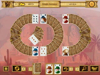 Egypt Solitaire - Match 2 Cards - Screen 2