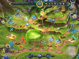 Elven Legend 2: The Bewitched Tree - Screen 1