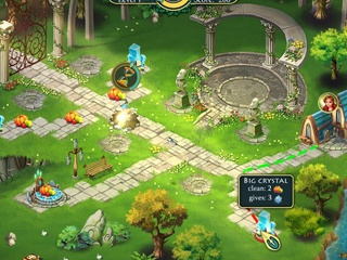 Elven Legend 3 - The New Menace Collector's Edition - Screen 1