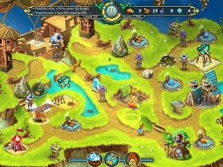 Elven Legend 3 - The New Menace - Screen 2
