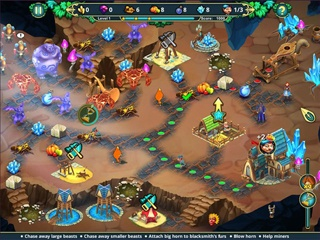 Elven Legend 5: The Fateful Tournament CE - Screen 1