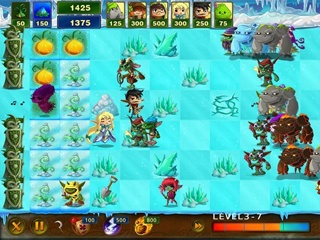 Elves vs Goblins Defender - Screen 1