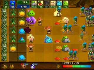 Elves vs Goblins Defender - Screen 2