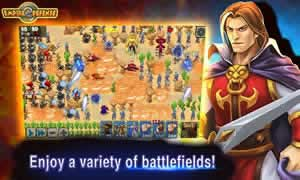 Empire Defense II - Screen 1