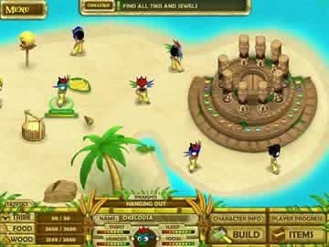 Escape From Paradise 2: A Kingdom's Quest - Screen 1
