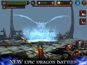 Eternity Warriors 2 - Screen 2