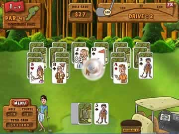 Fairway Solitaire - Screen 2