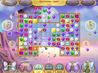 Fairy Quest Match 3 Double Pack - Screen 1