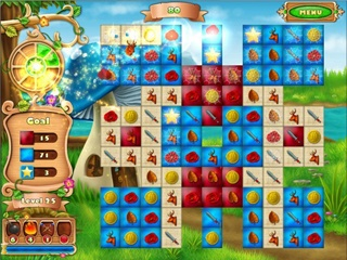 Fairyland Match - Screen 2