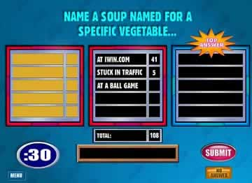 Family Feud - Screen 1