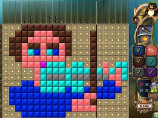 Fantasy Mosaics 18:  Explore New Colors - Screen 2