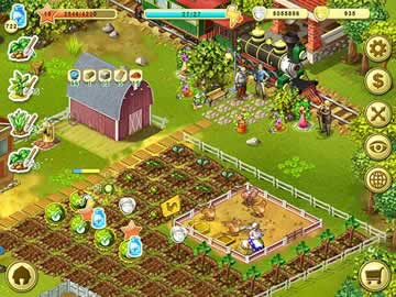 Farm Up - Screen 1
