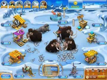 Farm Frenzy 3: Ice Age - Screen 1