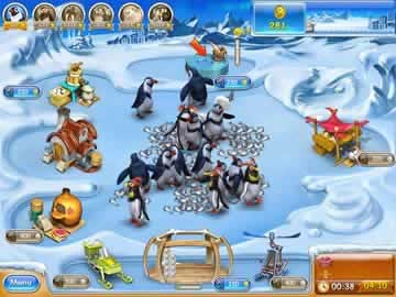 Farm Frenzy 3: Ice Age - Screen 2