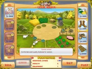 Farm Mania - Screen 1