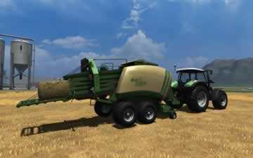 Farming Simulation 2011 - Screen 2