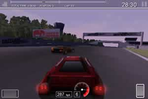 Fastlane Street Racing Lite - Screen 2