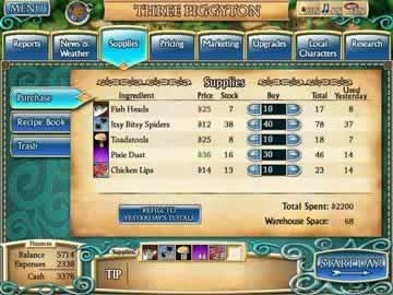 Fairy Godmother Tycoon - Screen 2