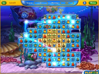 Fishdom: Frosty Splash - Screen 2