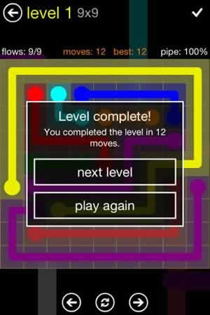 flow free online Games Android