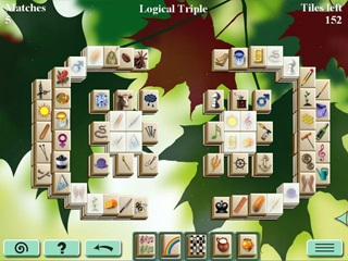 Forest Mahjong - Screen 2