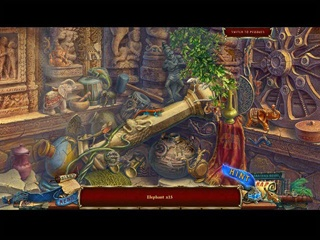 Forgotten Books: The Enchanted Crown Collector's Edition - Screen 1
