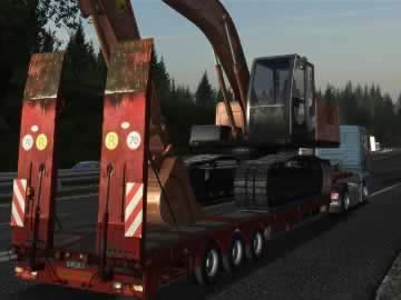 German Truck Simulator - Screen 2