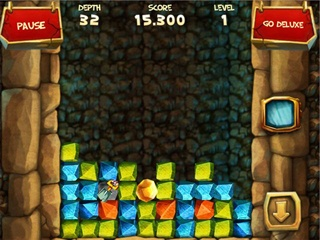 Gold Rush - Treasure Hunt - Screen 1