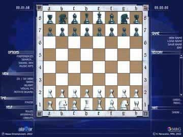 Grandmaster Chess - Screen 2