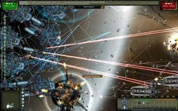 Gratuitous Space Battles - Screen 2