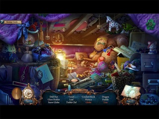Grim Tales: The Vengeance Collector's Edition - Screen 1