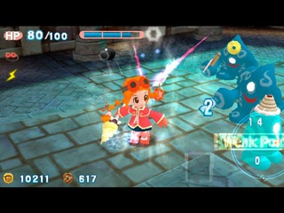 Gurumin: A Monstrous Adventure - Screen 1