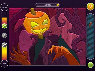 Halloween Patchwork - Trick or Treat! - Screen 2