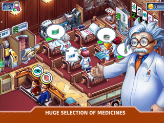 Happy Clinic Collector's Edition - Screen 2