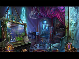 Haunted Hotel: Ancient Bane Collector's Edition - Screen 1