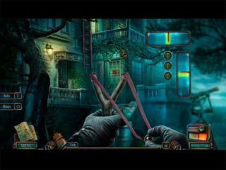 Haunted Hotel: Death Sentence Collector's Edition - Screen 2